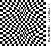 vector of checkered seamless... | Shutterstock .eps vector #1999351844