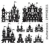 Castle Vector Set D