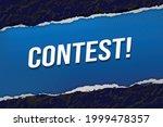 contest word concept vector...