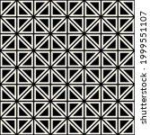 vector seamless pattern. modern ... | Shutterstock .eps vector #1999551107