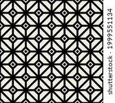 vector seamless pattern. modern ... | Shutterstock .eps vector #1999551134