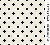 vector seamless pattern. modern ... | Shutterstock .eps vector #1999551161