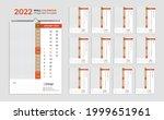 calendar  wall calendar  new... | Shutterstock .eps vector #1999651961