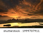 Evening Light At Phu Sub Lek...
