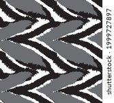 black and white brush stroke...   Shutterstock .eps vector #1999727897