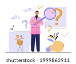 frequently asked questions...   Shutterstock .eps vector #1999863911