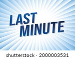 last minute word concept vector ...