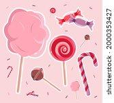 vector illustration of cute...   Shutterstock .eps vector #2000353427