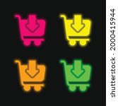 add to cart four color glowing...