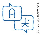 speak in different languages...   Shutterstock .eps vector #2000782421