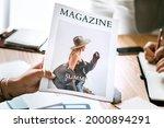 creative people working on... | Shutterstock . vector #2000894291