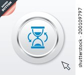 hourglass sign icon. sand timer ...