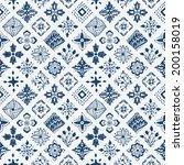 azul,delft,dril de algodón,diamante,dibujado,interminable,mano,línea,bosquejo,accidente cerebrovascular,azulejo,azulejos