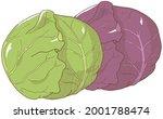 vector illustration of... | Shutterstock .eps vector #2001788474