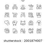 social media highlights. it is...   Shutterstock .eps vector #2001874007