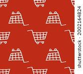 vector seamless pattern from an ... | Shutterstock .eps vector #2002164824