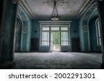 A Beautiful Room With Shabby...