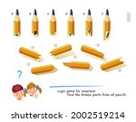 logic game for smartest. find... | Shutterstock .eps vector #2002519214
