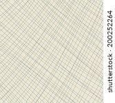 crisscross lines pattern... | Shutterstock .eps vector #200252264