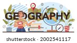 geography class typographic... | Shutterstock .eps vector #2002541117