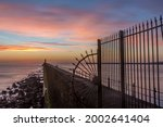 Tynemouth Pier And The...