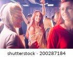 party people  | Shutterstock . vector #200287184