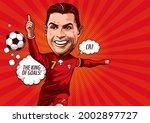 illustrative editorial ... | Shutterstock .eps vector #2002897727
