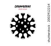 coronavirus 2019 ncov. corona... | Shutterstock .eps vector #2002912214