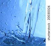 water wet splash | Shutterstock . vector #20030326