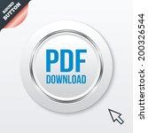 pdf download icon. upload file...