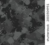 urban dirty camouflage  modern...   Shutterstock .eps vector #2003504951
