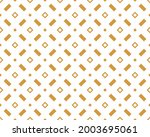 abstract geometric pattern. a... | Shutterstock .eps vector #2003695061