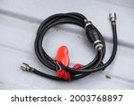 Fuel Hose With Manual Pump And...