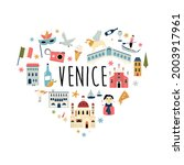 tourist abstract design with... | Shutterstock .eps vector #2003917961
