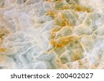 split layer of white marble... | Shutterstock . vector #200402027