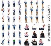 people group | Shutterstock . vector #200412644