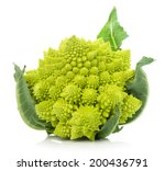 Romanesco Broccoli  Or Roman...