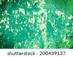 old painted wall texture as... | Shutterstock . vector #200439137