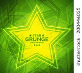 abstract grunge textured... | Shutterstock .eps vector #200446025