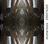 seamless of beautiful... | Shutterstock . vector #200476265