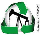 environmentally sensitive oil... | Shutterstock . vector #20048659