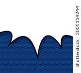 speech bubble in pop art style. ...   Shutterstock .eps vector #2005114244