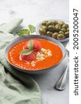 cold traditional spanish...   Shutterstock . vector #2005200047
