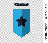 bookmark icon symbol template...
