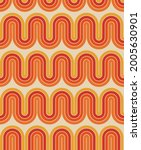 abstract vector seamless... | Shutterstock .eps vector #2005630901