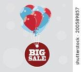 big sale | Shutterstock .eps vector #200589857
