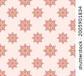 seamless repeat pattern for... | Shutterstock .eps vector #2005901834