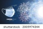 mutating virus concept and new...   Shutterstock .eps vector #2005974344