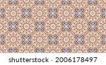 seamless texture with beige... | Shutterstock .eps vector #2006178497