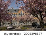 Ghent  Belgium  April 24  2021  ...